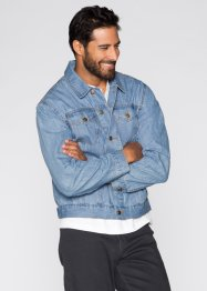 Veste en jean Regular Fit, John Baner JEANSWEAR, bleu clair
