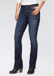 Jean extensible BOOTCUT, John Baner JEANSWEAR, dark denim used