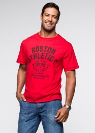 T-shirt, bpc bonprix collection, rouge