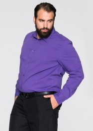 Chemise extensible Slim Fit, bpc selection, violet