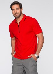 Polo Regular Fit, bpc bonprix collection, fraise
