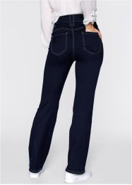 Jean push-up power stretch, bootcut, bpc bonprix collection, bleu stone used