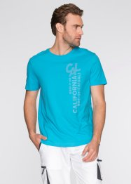 T-shirt, bpc bonprix collection, turquoise