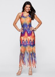Robe, BODYFLIRT boutique, orange/fuchsia multi