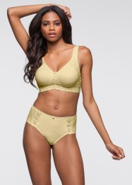 Soutien-gorge moulé, bpc bonprix collection, vanille