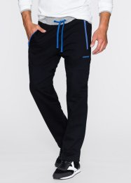 Pantalon sweat Regular Fit, bpc bonprix collection, noir