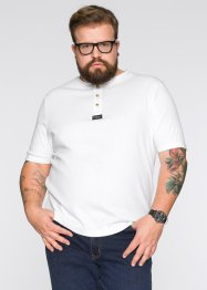 T-shirt Regular Fit, John Baner JEANSWEAR, blanc