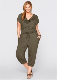 Combipantalon, bpc bonprix collection, olive foncé
