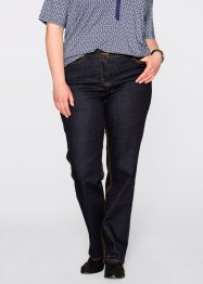 Jean extensible amincissant, bpc bonprix collection, dark denim