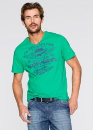 T-shirt Regular Fit, John Baner JEANSWEAR, vert jade