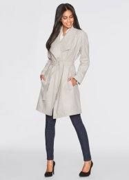 Manteau court avec revers, BODYFLIRT, cannelle