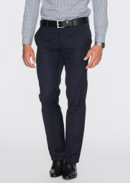 Pantalon de costume Slim Fit, bpc selection, bleu foncé