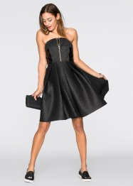 Robe bustier Marcell von Berlin for bonprix, Marcell von Berlin for bonprix, noir