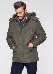 Veste Regular Fit, RAINBOW, olive foncé
