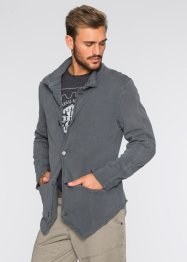 Blazer sweat Slim Fit, RAINBOW, anthracite