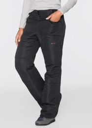 Pantalon thermo, bpc bonprix collection, noir