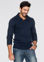 Pull Regular Fit, John Baner JEANSWEAR, anthracite
