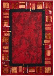 Tapis Joy, bpc living, rouge