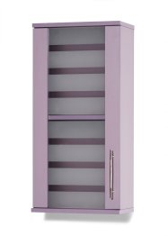 Armoire murale Ted, bpc living, mauve