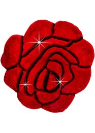 Tapis Rose, bpc living, rouge
