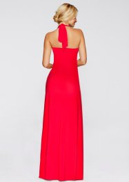 Robe drapée, BODYFLIRT boutique, rouge