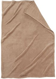 Couverture Cashmere Touch, bpc living, marron