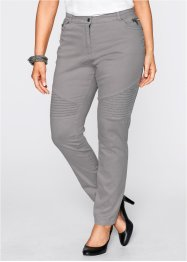 Jean extensible aspect used, bpc selection, gris