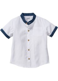 Chemise, bpc bonprix collection, blanc