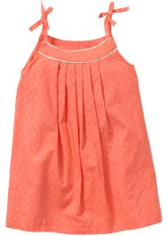 Robe, bpc bonprix collection, corail