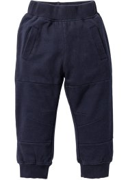 Pantalon sweat, bpc bonprix collection, bleu foncé