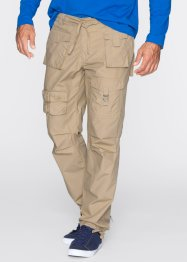 Pantalon cargo Loose Fit, bpc bonprix collection, beige