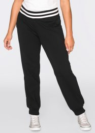 Pantalon confort, bpc bonprix collection, noir