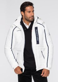 Veste matelassée Regular Fit, bpc selection, blanc cassé