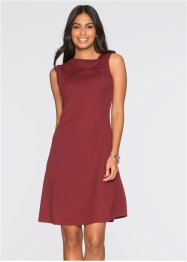 Robe en jersey, BODYFLIRT, bordeaux