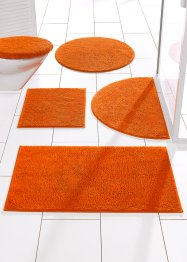 Tapis de bain Madras, bpc living, orange
