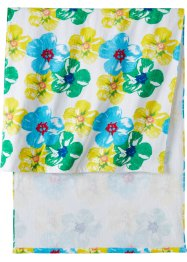 Serviette de plage Flower, bpc living, multicolore