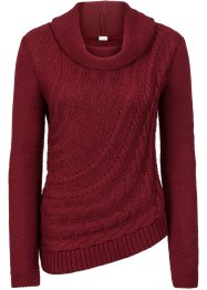 Pull, BODYFLIRT boutique, rouge