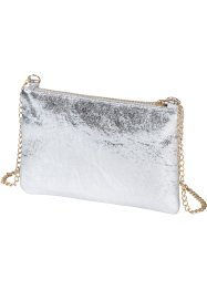 Sac, bpc bonprix collection, argent
