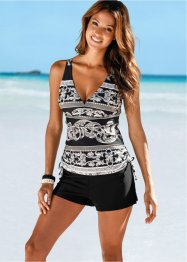 Short de bain, bpc selection, noir