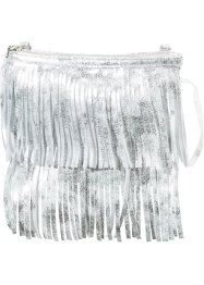 Sac enfant à franges, bpc bonprix collection, argenté