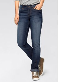 Jean extensible STRAIGHT, John Baner JEANSWEAR, dark denim used