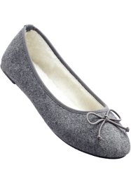 Ballerines, bpc bonprix collection, anthracite