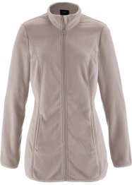 Gilet polaire, bpc bonprix collection, taupe