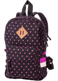 Sac à dos enfant, bpc bonprix collection, noir/fuchsia