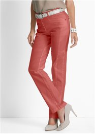 Pantalon extensible confort, bpc selection, marron marsala