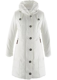 Manteau matelassé, bpc bonprix collection, blanc cassé
