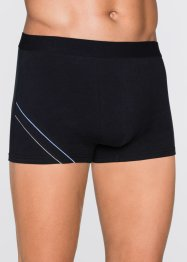 Lot de 3 boxers, bpc bonprix collection, noir