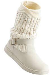 Bottes, bpc bonprix collection, beige