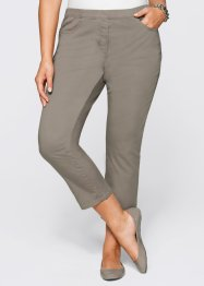 Pantalon extensible 7/8, bpc selection, taupe