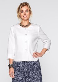 Blazer, bpc selection, blanc